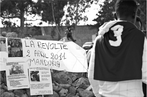 solidarietà Manduria